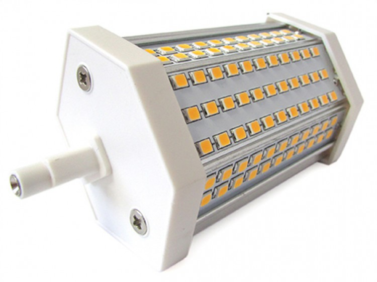 Lampada led r7s rx7s lineare for Lampada led r7s 118mm dimmerabile